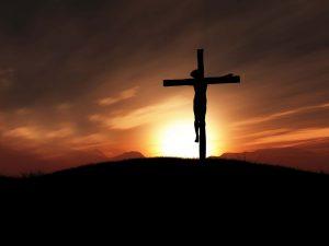 jezus-krzyż